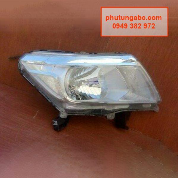 đèn pha Navara