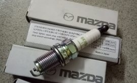 bugi iridium Mazda