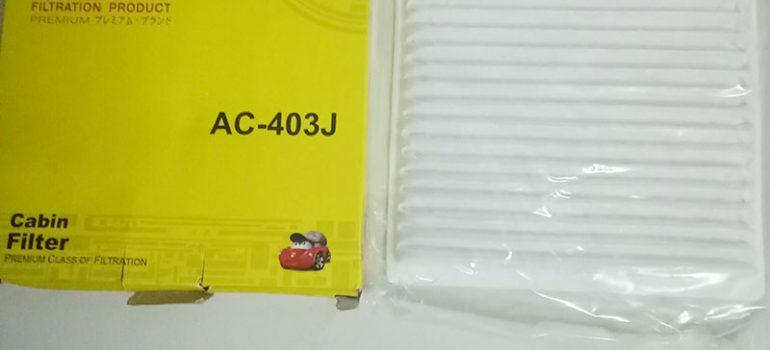 lọc gió máy lạnh mazda cx9